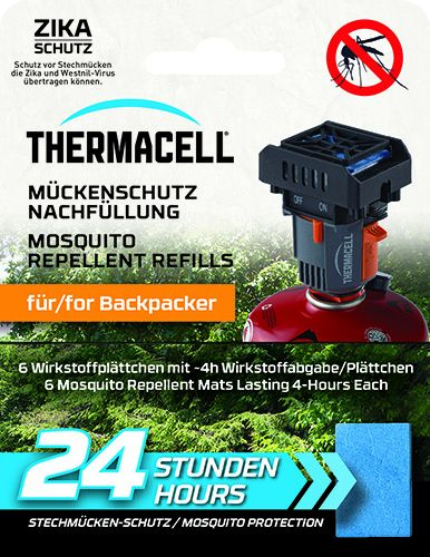 ThermaCell® Backpacker