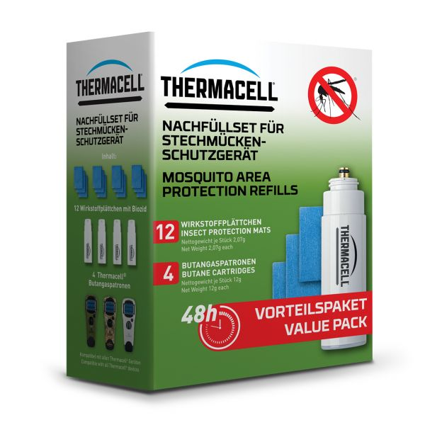 ThermaCell® Nachfüllpackung R-4