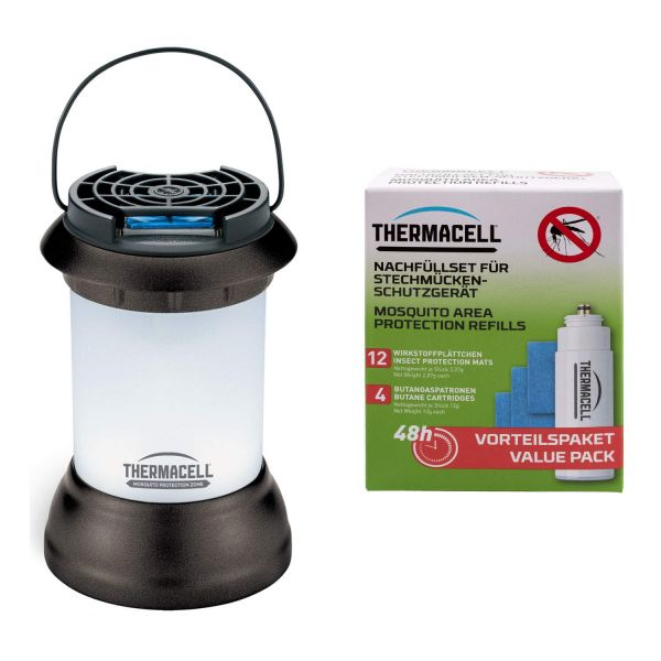 Thermacell Lampe