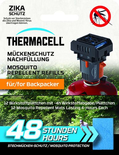 ThermaCell® Backpacker BP48